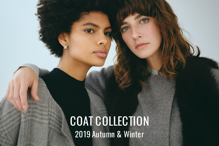 WhimGazette(ウィムガゼット)の2019秋冬コートコレクション